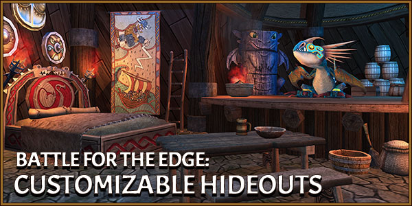 Battle for the Edge Hideouts