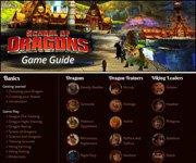 School of Dragons Game Guide