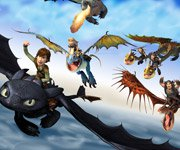 Fly Into the School of Dragons