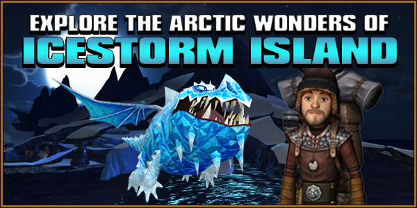 Icestorm Island School of Dragons