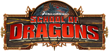 [Jeu en ligne] School of Dragons (2013) Dragons-DW-logo