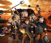 Explore New Worlds and Introducing Aged-Up HTTYD2 Characters