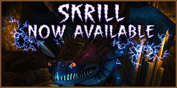 Skrill Now Available