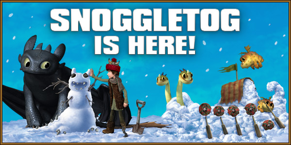 Snoggletog is Here!