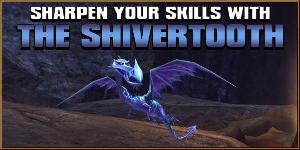 Shivertooth feature