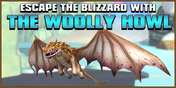 Woolly howl feature