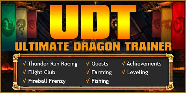 Ultimate Dragon Trainer