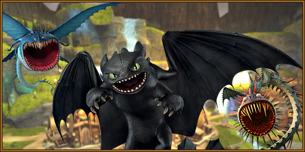 Members: Raise Toothless Today!