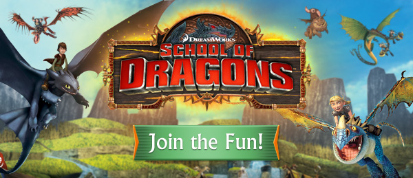 School of Dragons - Join the Fun!