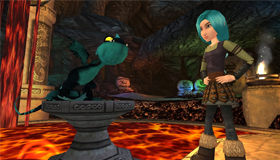 How to train your Dragon - Screenshot 5