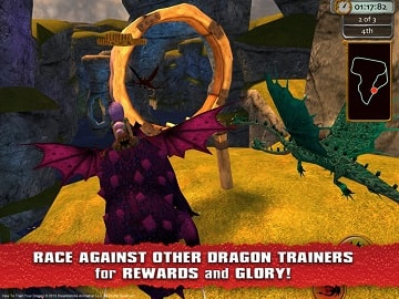School of Dragons - Virtual world of dragons
