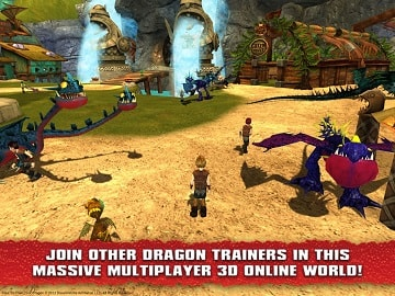 School of Dragons - Free Dragon Games Online