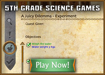 Fun 5th Grade Science Games