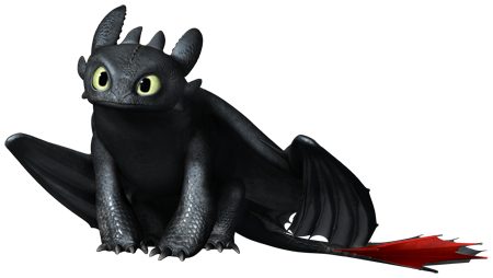 Night Fury - Toothless