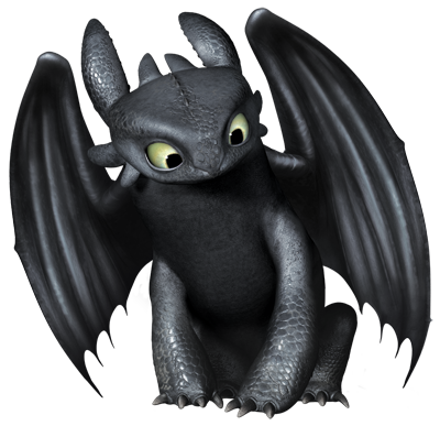 Night Fury Toothless How To Train Your Dragon Sod
