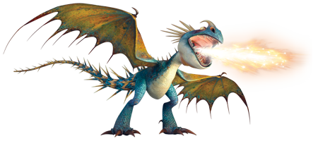 Stormfly  How to Train Your Dragon  School of Dragons