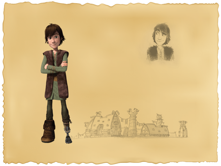 Characters how to train your dragon vikings hiccup ccuart Image collections