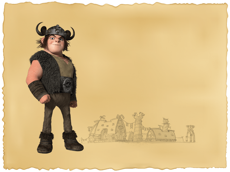 characters how to train your dragon vikings