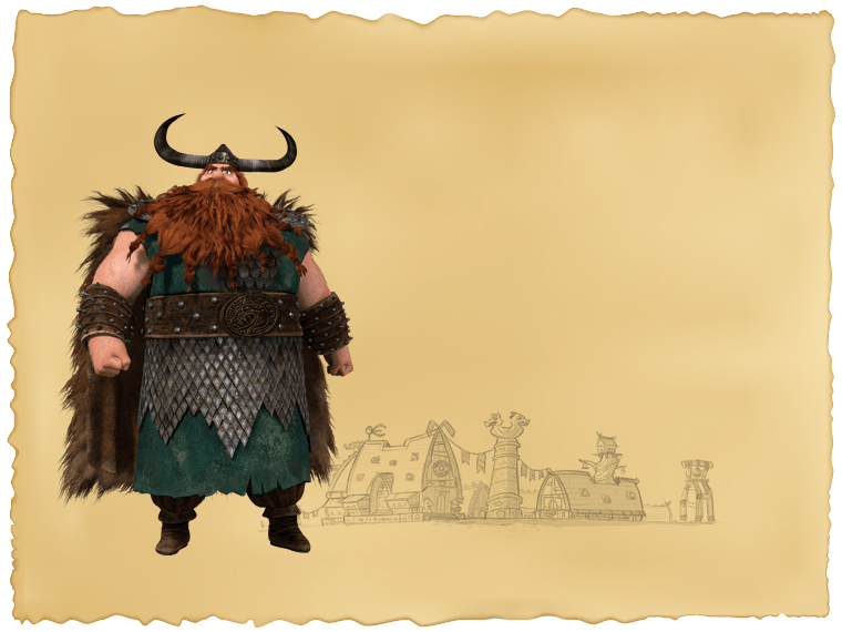 Characters how to train your dragon vikings stoick ccuart Images