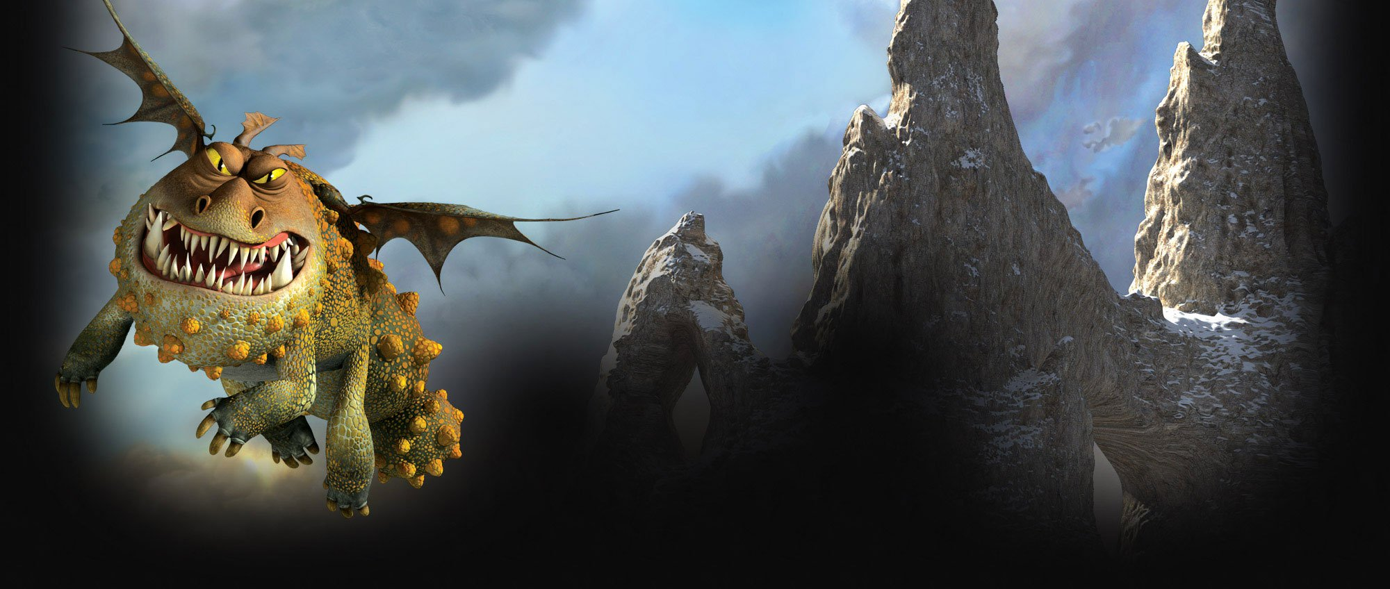 HTTYD on Mobile | iOS and Android Dragon Games | School of Dragons