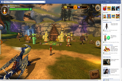 play free online dragon games