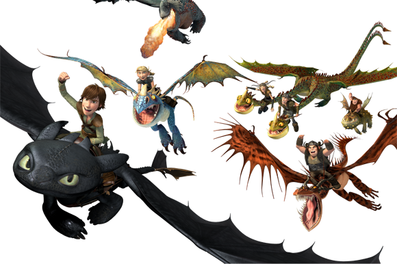 How to Train Your Dragon - School of Dragons