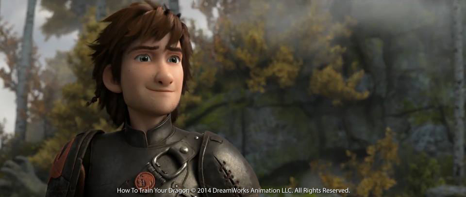 HTTYD 2 - Movie Clips, Images and Reviews - SoD Cate Blanchett Official Site