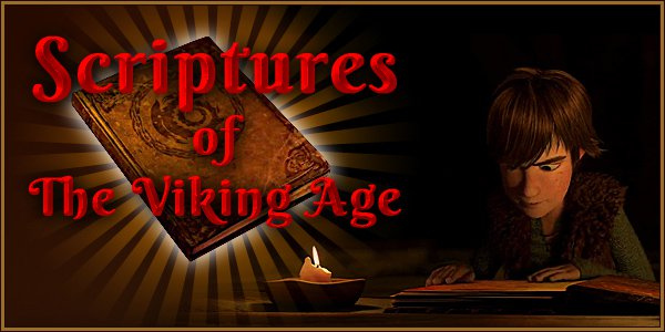 Scriptures of The Viking Age