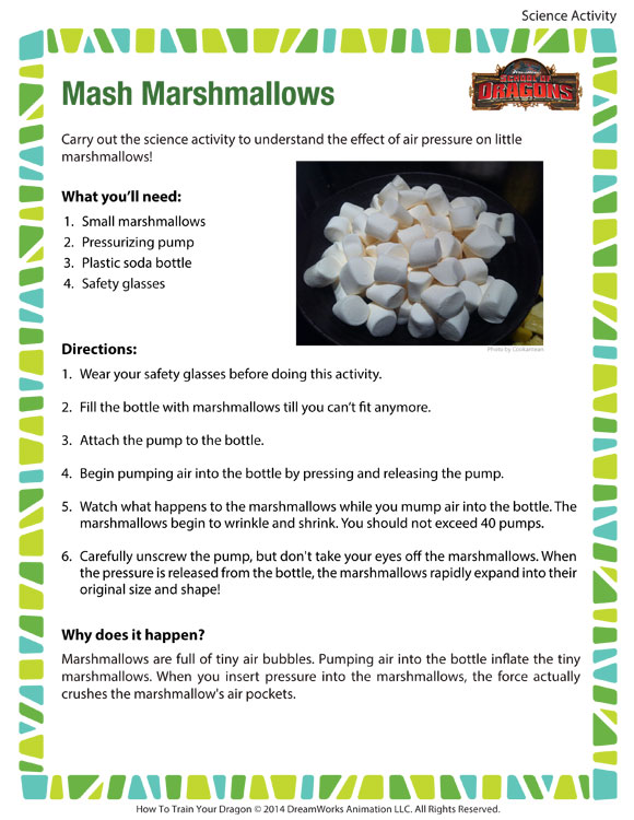 photo relating to Mash Printable called Mash Marshmallows Absolutely free 5th Quality Science Game