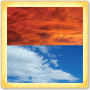 Blue Sky Red Sky - Free Science Activity for Grade 6