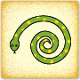 Coiling Snake - Science Activity for 3rd Grade
