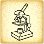 Color the Microscope - Free Science Worksheet