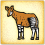 Endangered Species – Okapi - Okapi worksheet for 7th grade