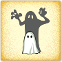 Ghost Bubbles for Halloween - Free Sixth Grade Science Activity Online