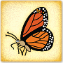 Label the Monarch Butterfly - 4th Grade Life Science made easy!