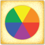 Flash Cards - The Color Wheel Worksheet