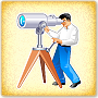 The Wannabe Astronomer Quiz - Download Free 7th Grade Science Worksheet